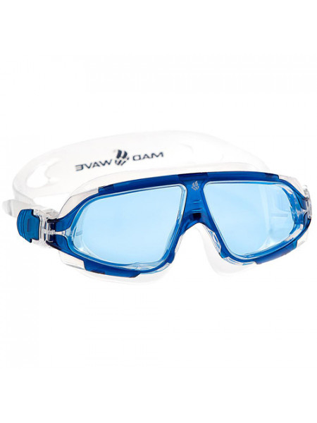 M0463 01 0 03W Маска для плавания Sight II, , Blue/White