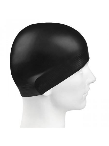 M0565 01 0 01W Латексная шапочка SOLID, , Black