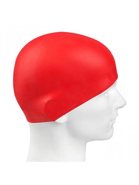 M0565 01 0 05W Латексная шапочка SOLID, , Red