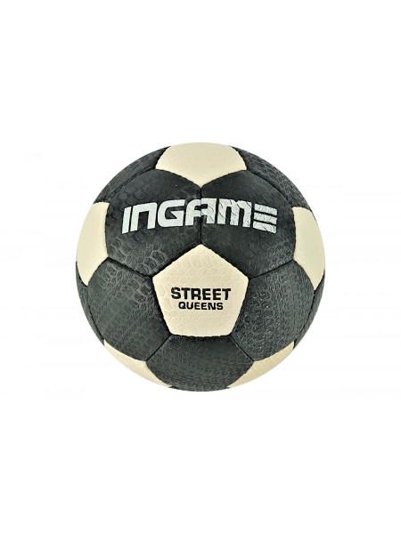 Мяч футбольный INGAME STREET QUEENS, №5