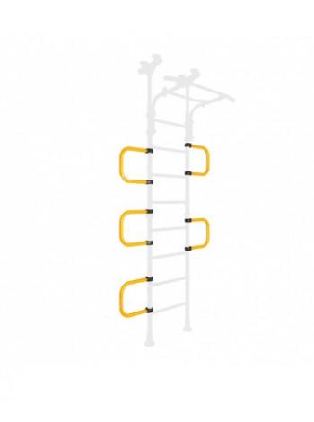 Комплект лаз подвижный  Змейка  Romana ДСК-ВО 92.34 (желтый)