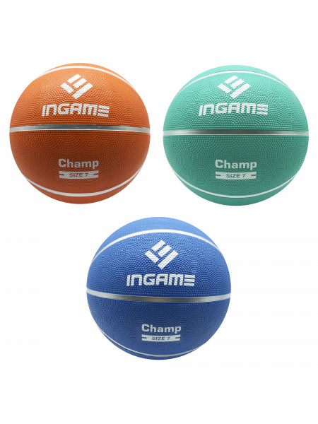Мяч баскетбольный INGAME CHAMP №7