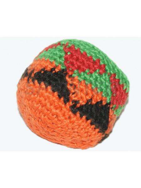 Мячик для игры в сокс. Диаметр 6 см.
