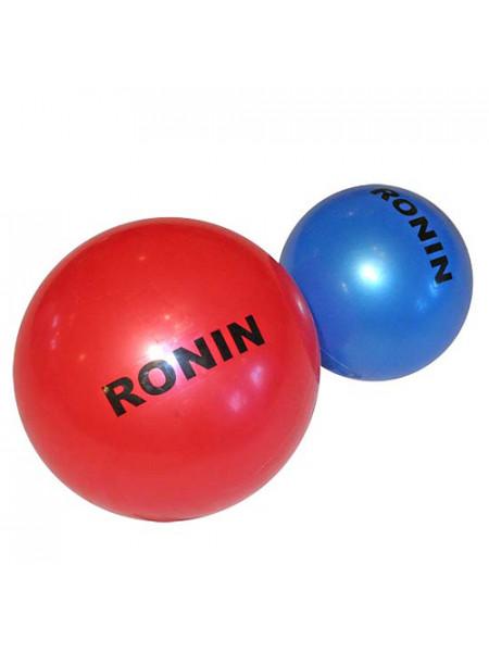 Е092 Мяч резиновый цветной d 14 см